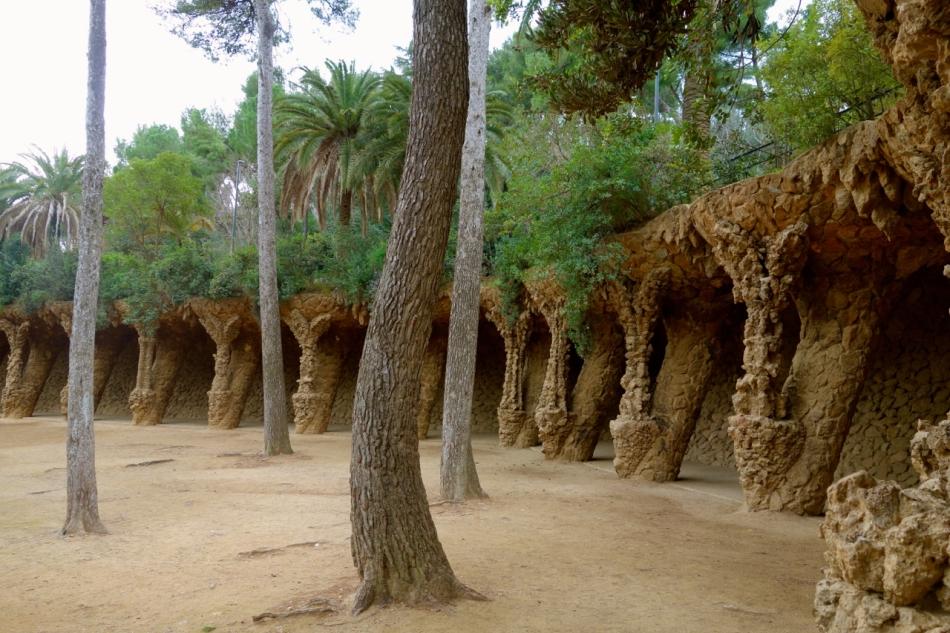 Barcelona - Park Guell6
