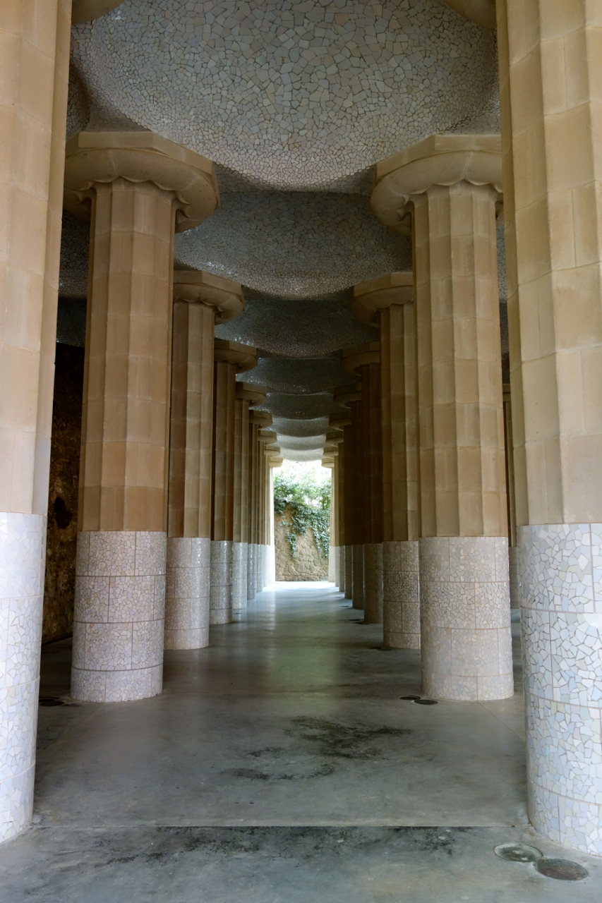 Barcelona - Park Guell7