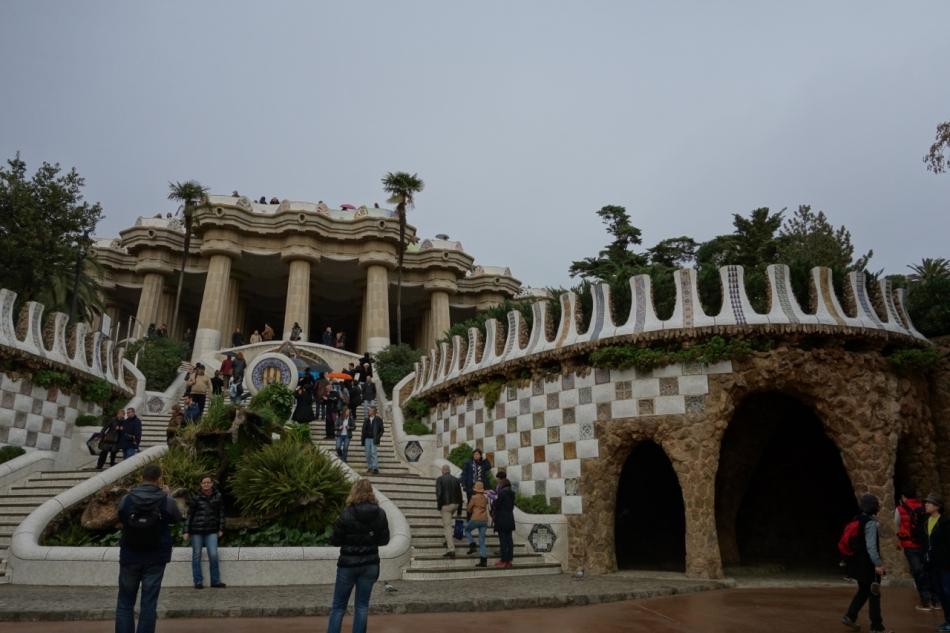Barcelona - Park Guell8