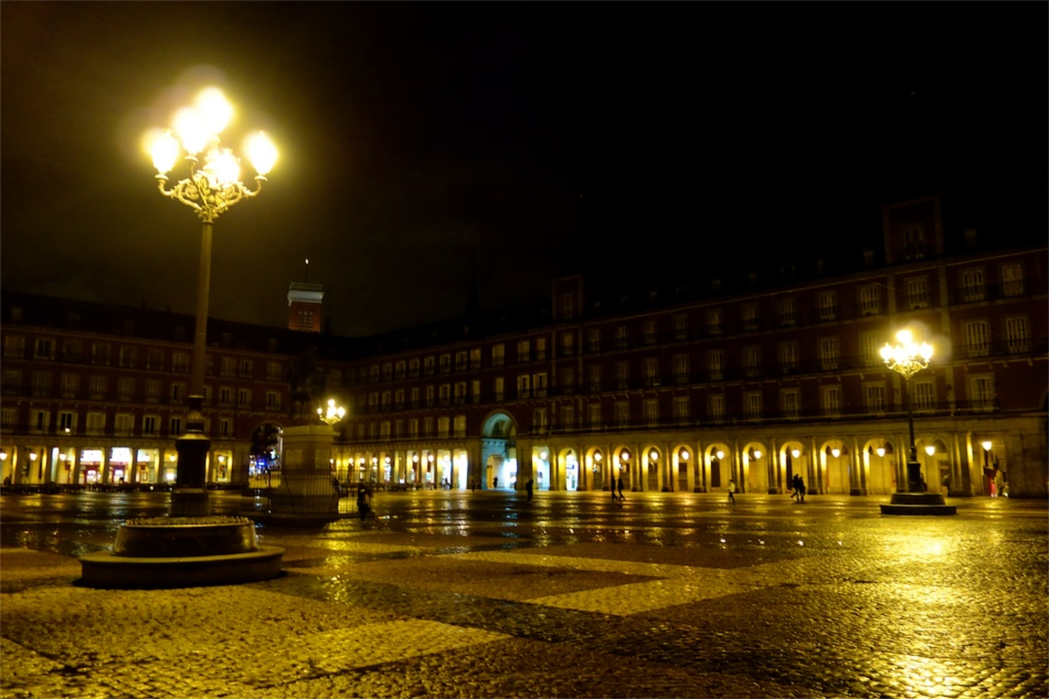 Madrid - Plaza Mayor1