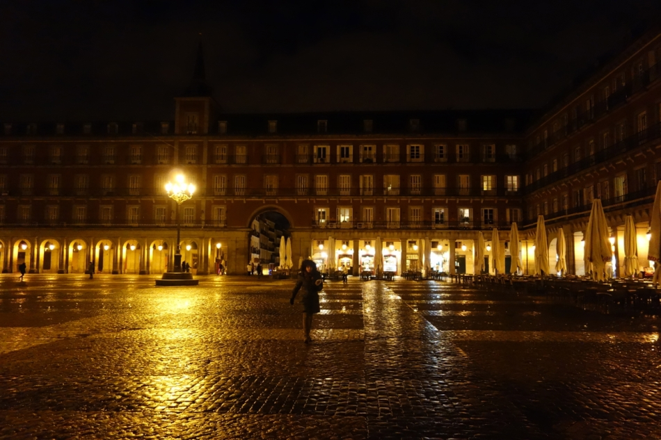 Madrid - Plaza Mayor3