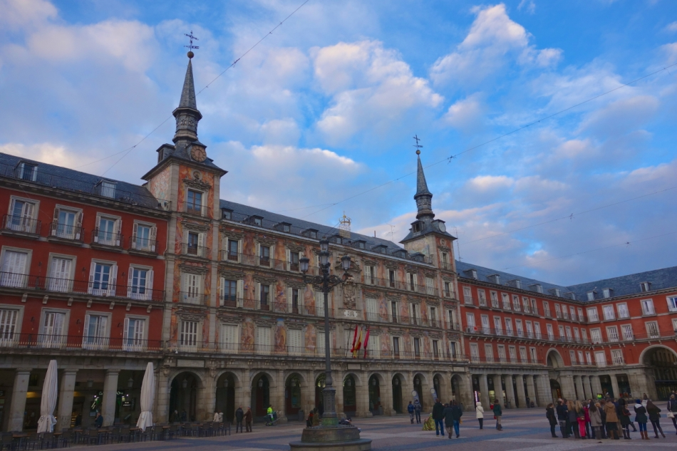 Madrid - Plaza Mayor5