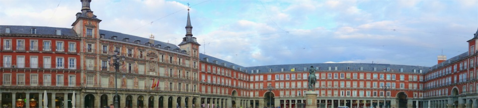 Madrid - Plaza Mayor6