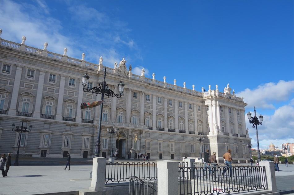 Madrid - Royal Palace of Madrid2
