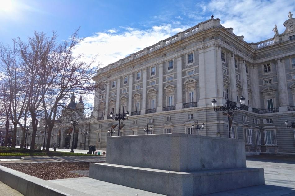 Madrid - Royal Palace of Madrid3