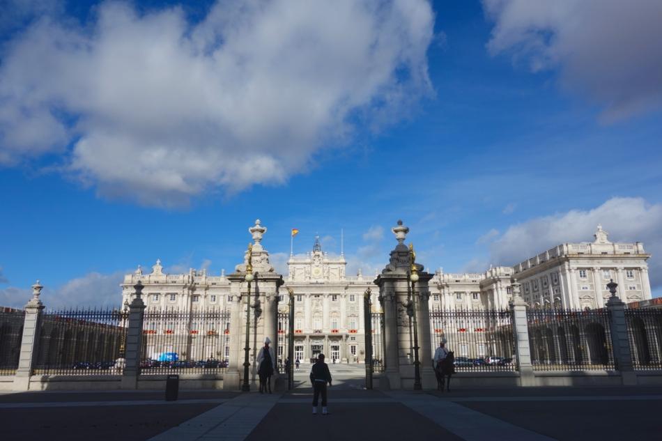 Madrid - Royal Palace of Madrid5
