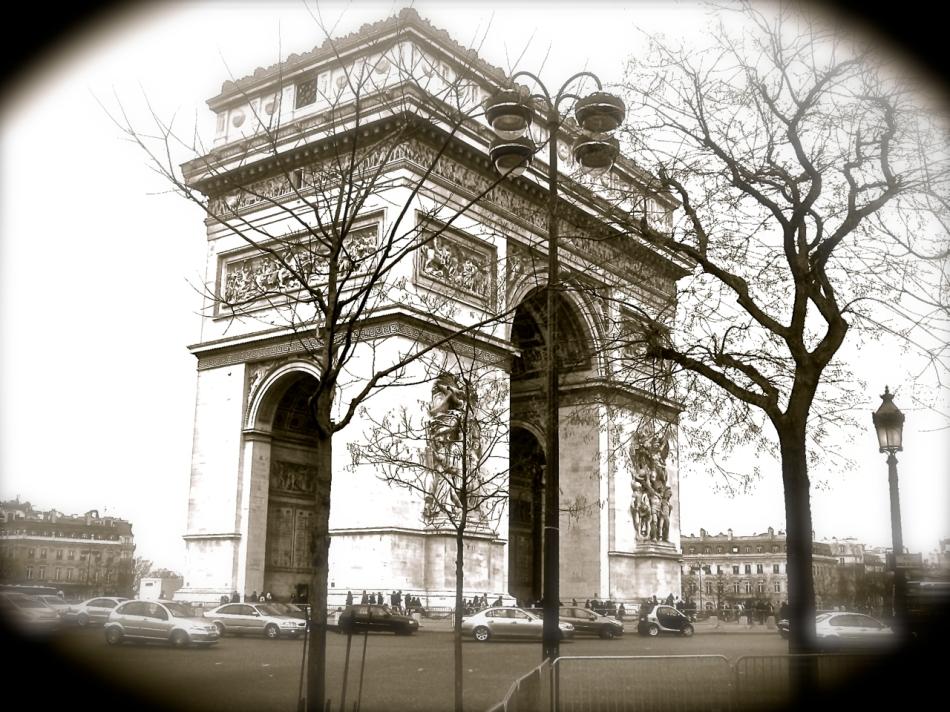 Paris - Arc de Triomphe1