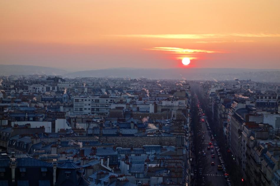 Paris - Arc de Triomphe4