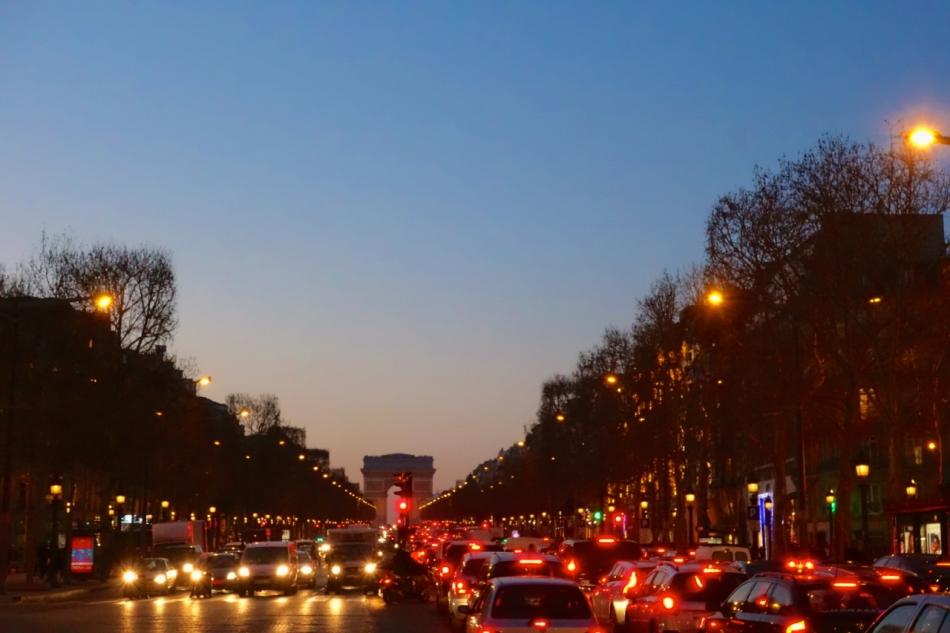 Paris - Champs Elysees7