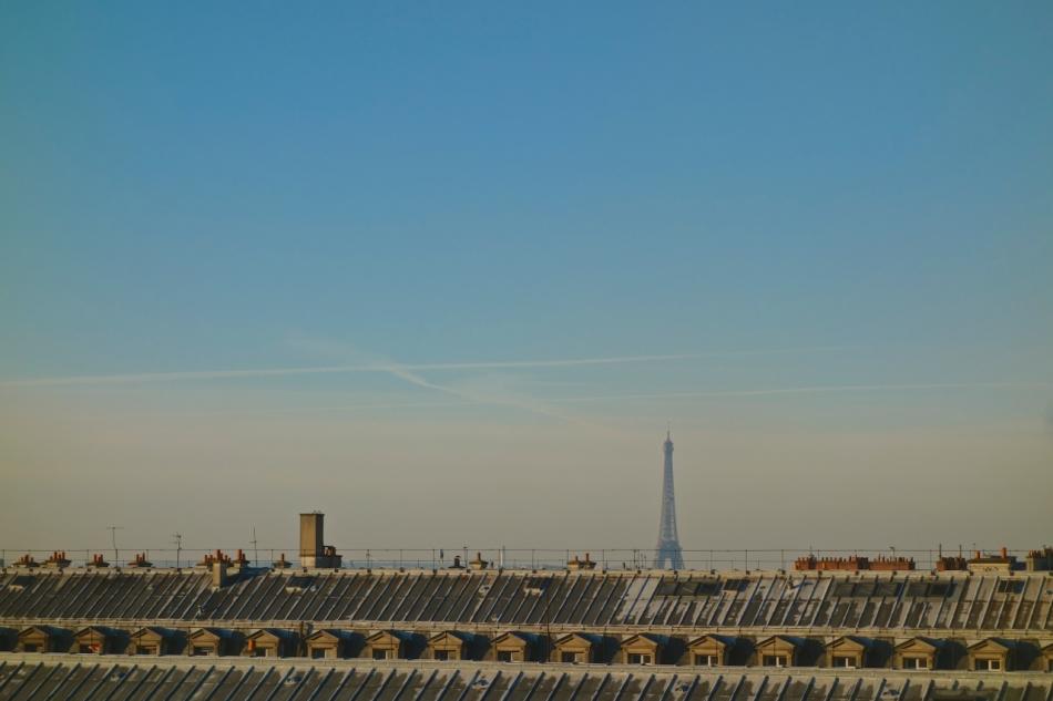Paris - Eiffel Tower2