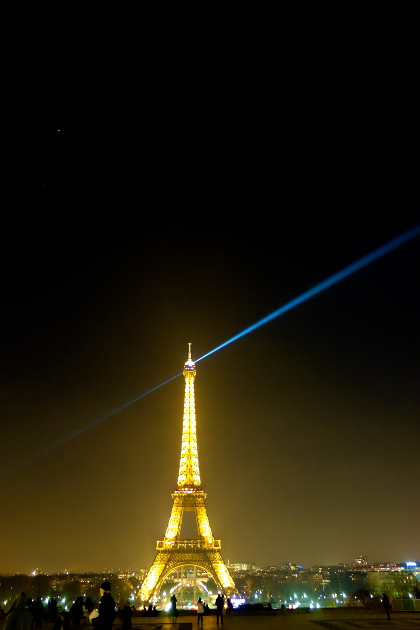 Paris - Eiffel Tower4
