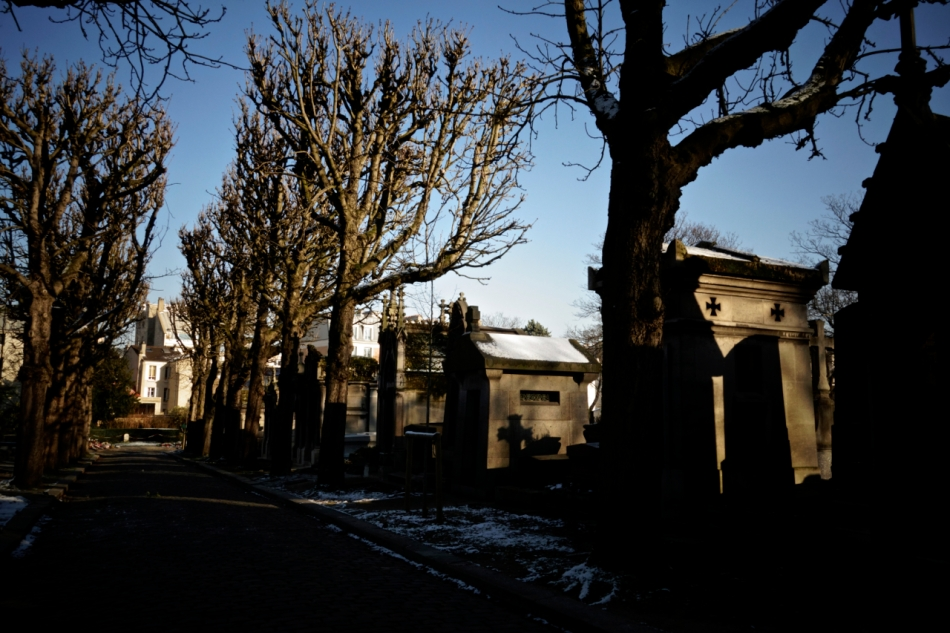 Paris - Pere Lachaise Cemetery01
