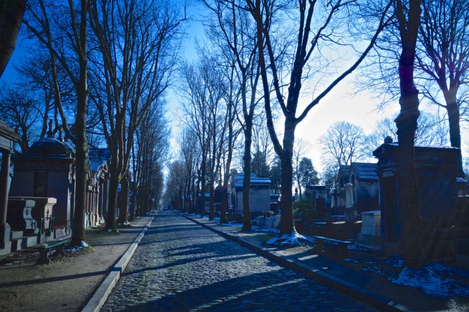 Paris - Pere Lachaise Cemetery02