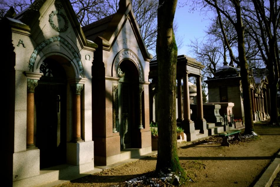Paris - Pere Lachaise Cemetery03