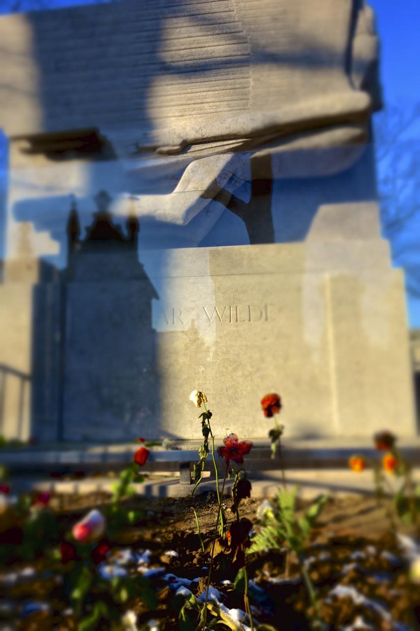 Paris - Pere Lachaise Cemetery04