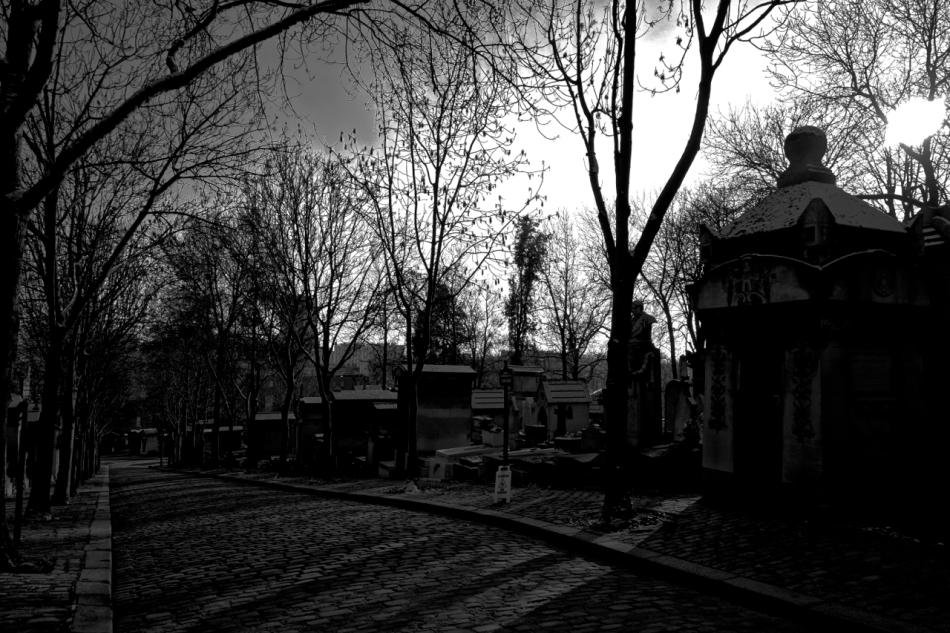 Paris - Pere Lachaise Cemetery06