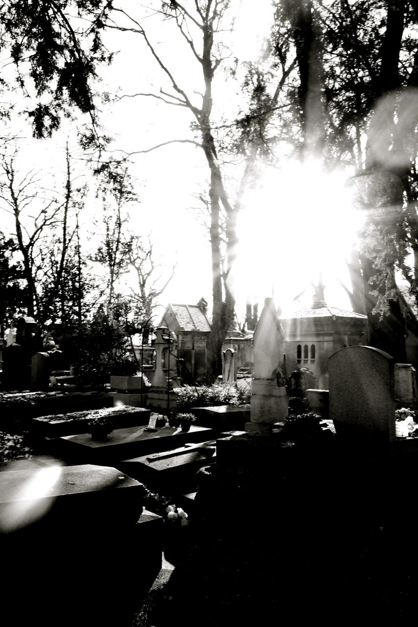 Paris - Pere Lachaise Cemetery07