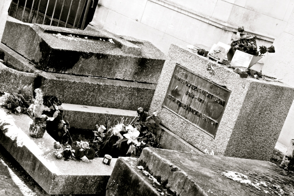 Paris - Pere Lachaise Cemetery09