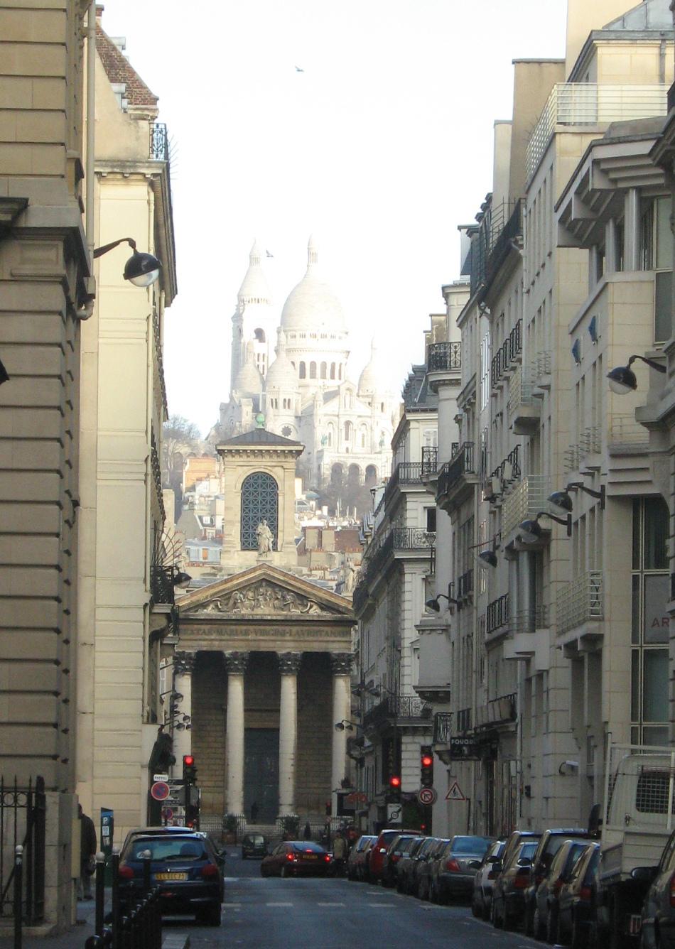Paris - Sacre Coeur4