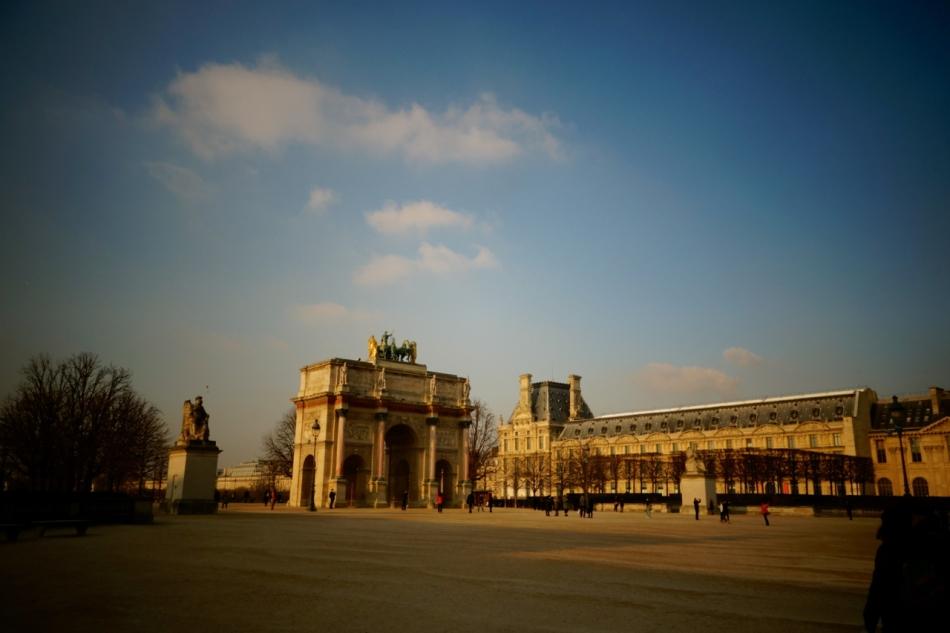 Paris - The Louvre10