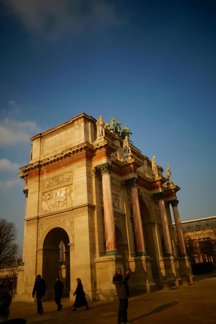 Paris - The Louvre11