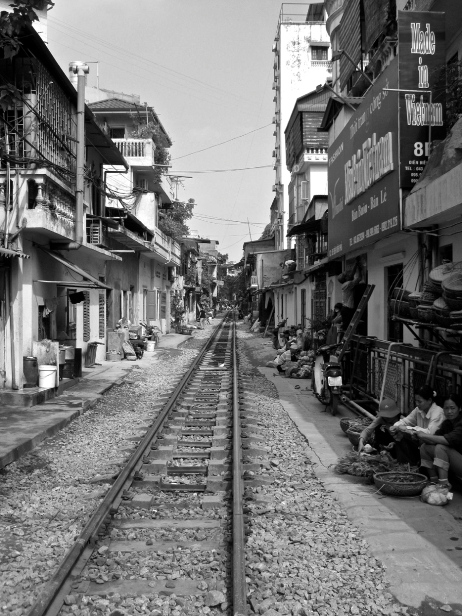 Trainline in Vietnam