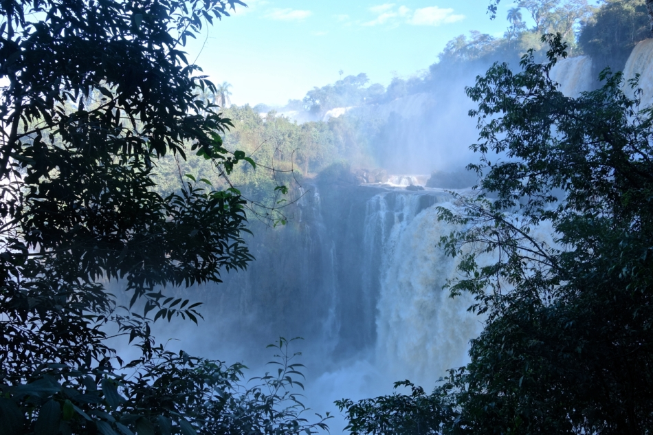 Iguassu Falls19