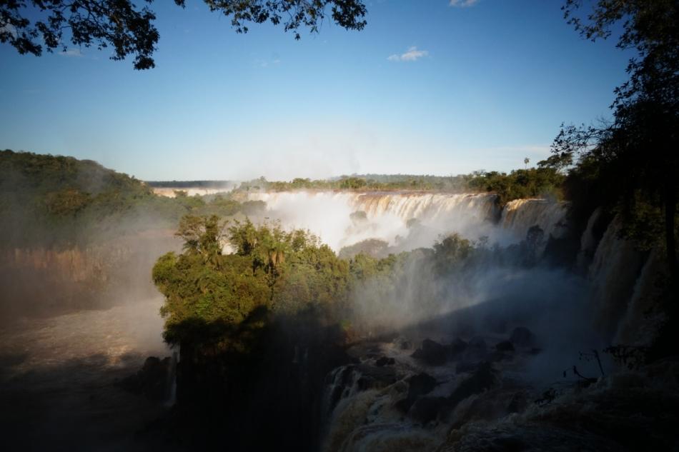 Iguassu Falls24
