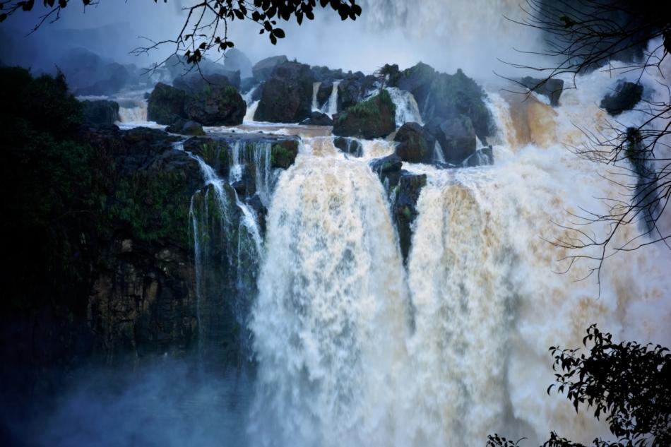 Iguassu Falls46