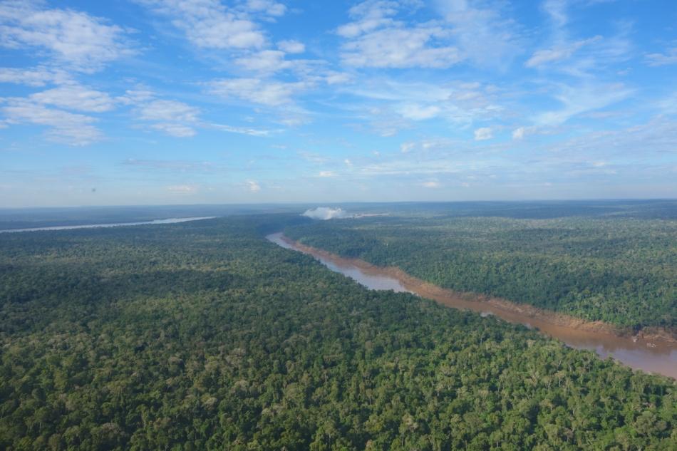 Iguassu Falls75