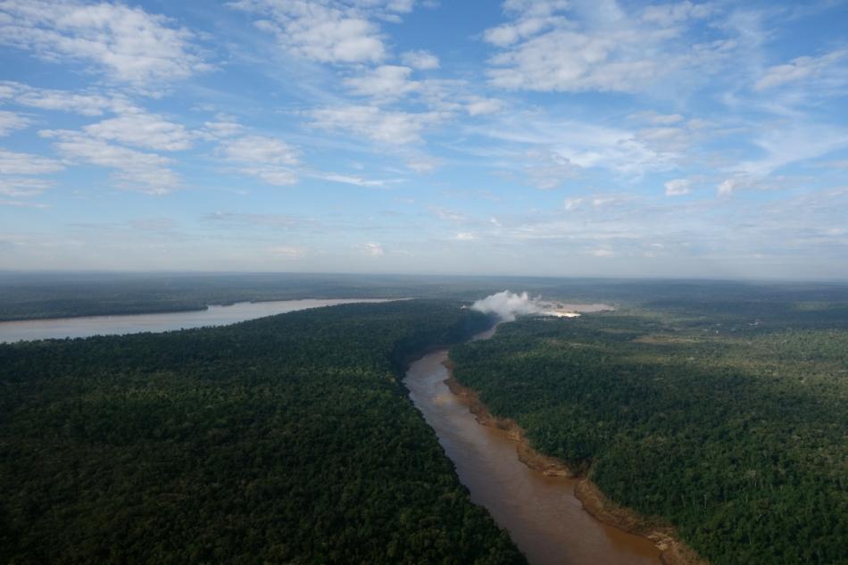 Iguassu Falls76