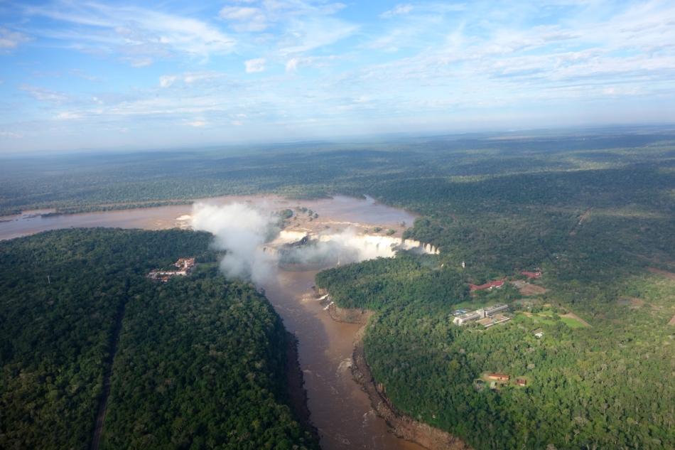 Iguassu Falls77