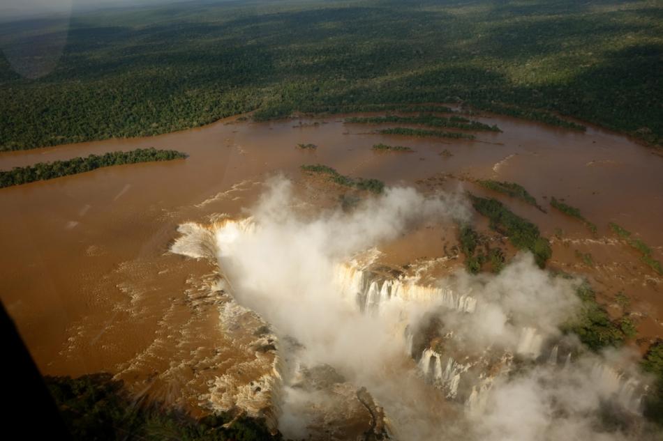 Iguassu Falls80