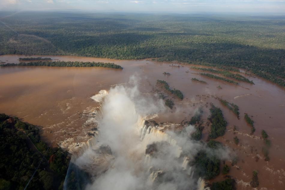 Iguassu Falls82