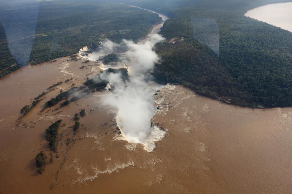 Iguassu Falls84
